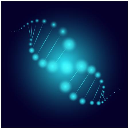 nuclei: molecular spiral