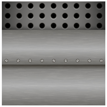 reticulation: cell metal background