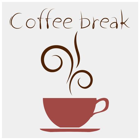 icon coffee break