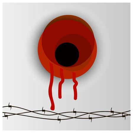 Red Poppy icon Çizim