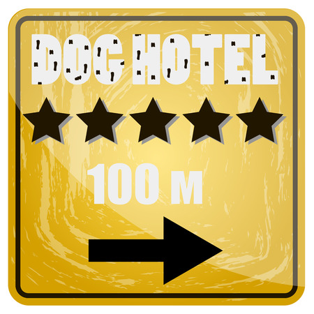 doggie: Sign index of hotels for animals