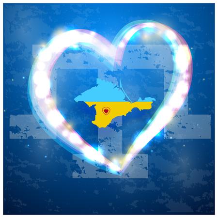 Crimea in the heart