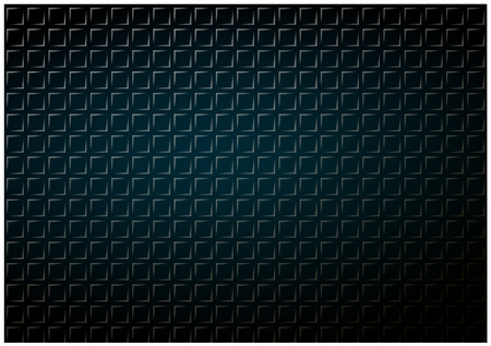 Abstract blue background. Vector image Çizim