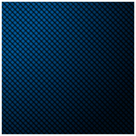 Blue metallic grid texture background