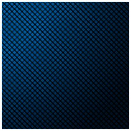 Blue metallic grid texture background