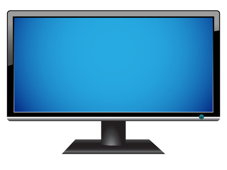 definitions: widescreen hdtv lcd monitor