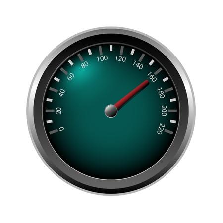 Speedometer Stock Vector - 10538898