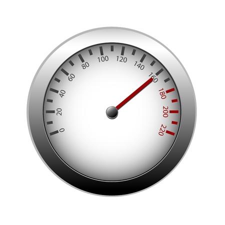 Speedometer Stock Vector - 10594211