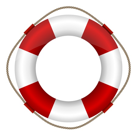 buoy: lifebelt