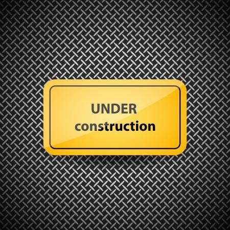 In segno di costruzione, eps10 Vettoriali