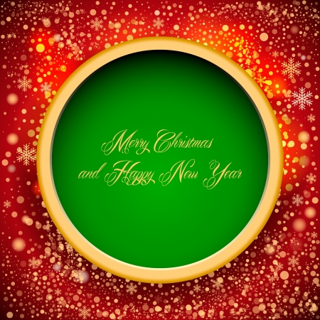 Christmas background Stock Vector - 16748514
