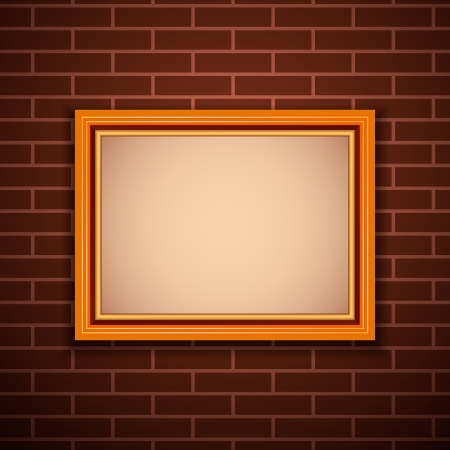 Picture Frame  Stock Vector - 16807634