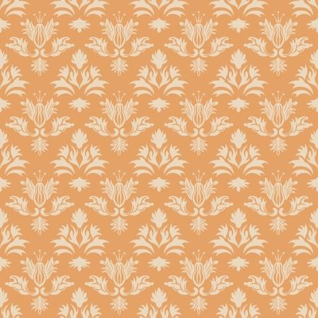 dark beige: Seamless wallpaper pattern