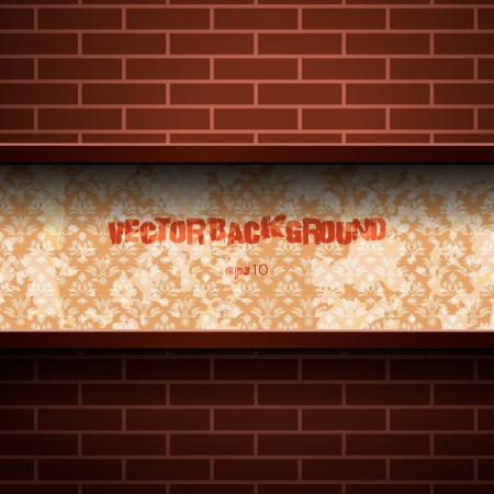 Grunge background Stock Vector - 16947894