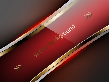 red abstract backgrounds: abstract background Illustration