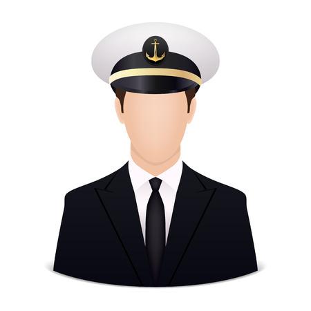 captain ship: portrait of a sea captain