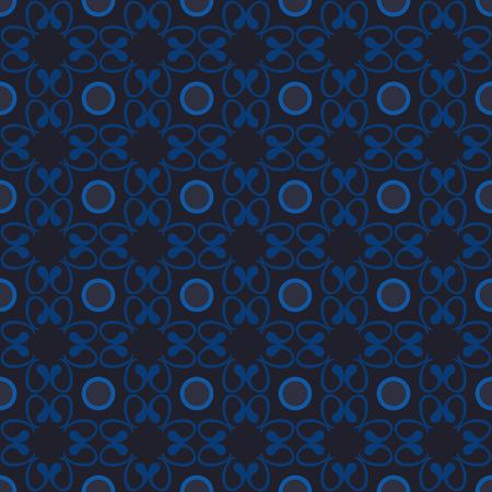 seamless geometric: Abstract pattern geometrico senza soluzione di continuit�.