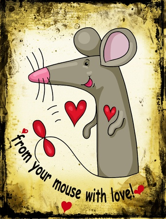 from mouse with love!