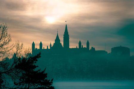 parliament building: Ottawa
