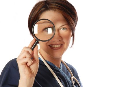 concept of research in healthcare Stock Photo - 371833