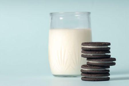 galleta de chocolate: dulce merienda