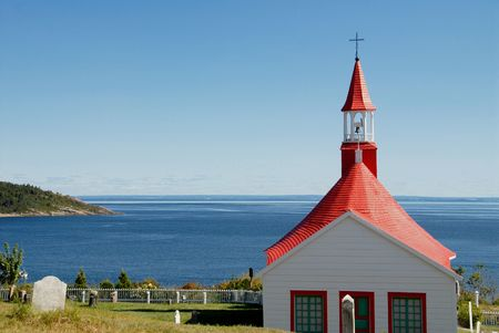 Chapel by the sea photo
