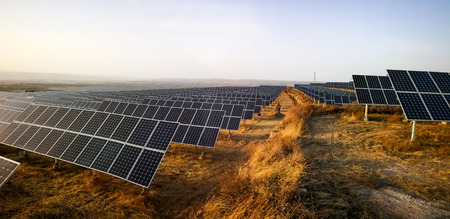Solar photovoltaic power generation