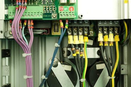 stabilization: Variable speed drive inverter converter, unit for voltage stabilization