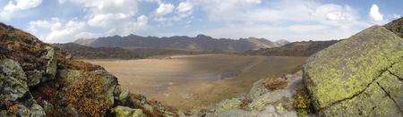 Mountains of North Caucasus