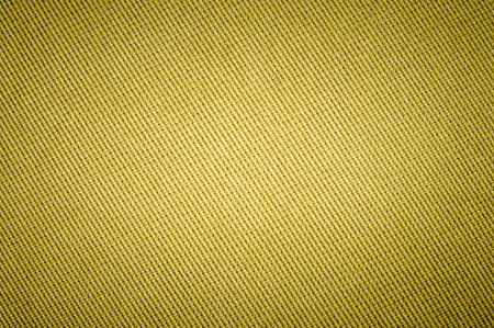 Textured background surface of textile upholstery furniture close-up. yellow Color fabric structure Stockfoto