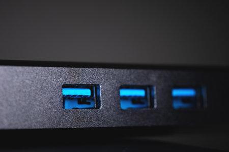 Extreme Macro USB 3.0 Ports on Universal Hub Panel