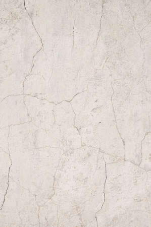 Cement crack on the wall surface. Cement texture for background. Stockfoto