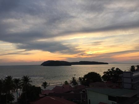 langkawi: Sunset view Langkawi