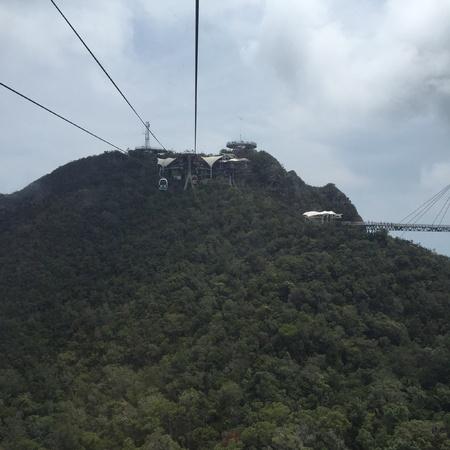 langkawi: Langkawi cable car