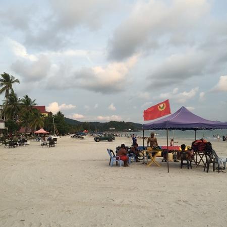 langkawi: Cenang beach Langkawi