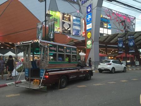 tuk: Tuk tuk in Thailand