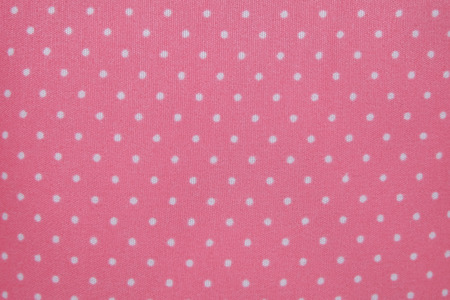 polka dots background: Pink and white polka dots background