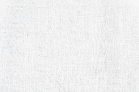 canvas: White old homemade canvas background