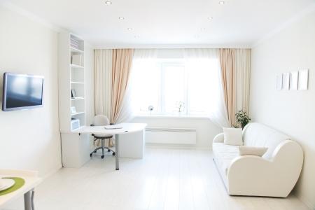 modern inter of living room Stock Photo - 18620988