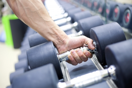 weightlifting equipment: strong man