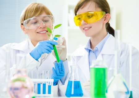 biotechnology scientists
