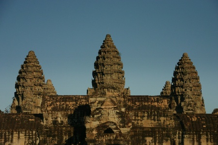cambodge: Angkor Wat