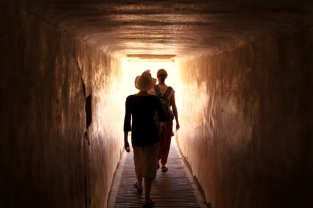 Corridor in Amber Fort, Jaipur