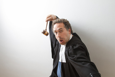 Image result for robe and gavel