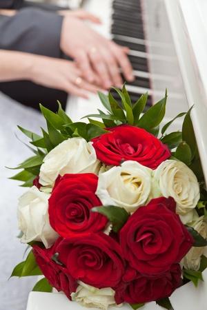 wedding bouquet Stock Photo - 10357588