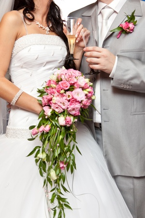 buttonhole: Wedding