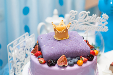 cake Archivio Fotografico