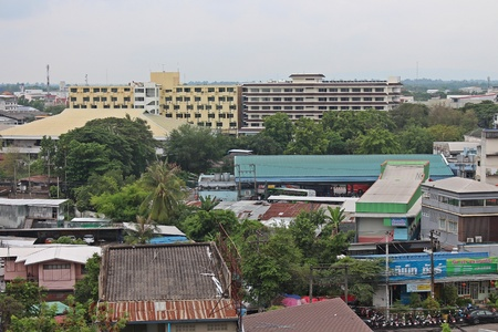 Photograph,  this is state of UDONTHANI community. Редакционное