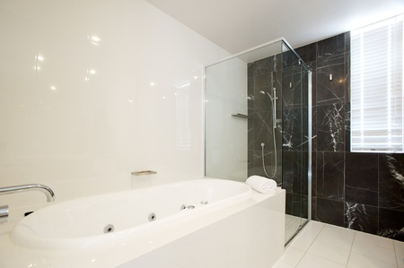 modern bathroom Stock Photo - 9084726