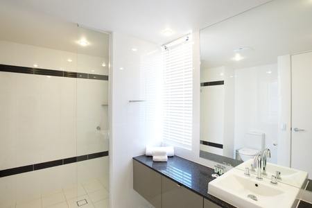 modern bathroom Stock Photo - 9084722